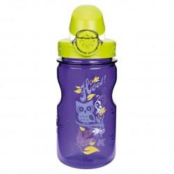 NALGENE OTF Kids 0.35 L iguana hoot palack