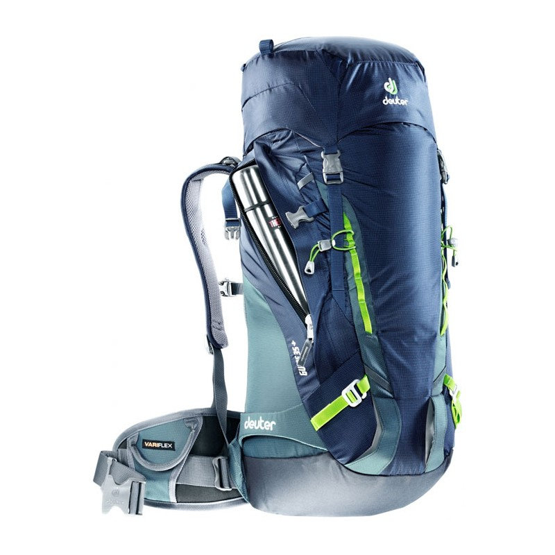 823f33f84658 DEUTER Guide 35+ navy/granite hátizsák - ExtremOutdoor.hu