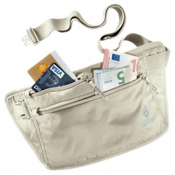 DEUTER Security Money Belt II sand övtáska