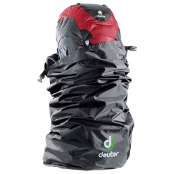 DEUTER Flight Cover 90 black hátizsákvédő huzat