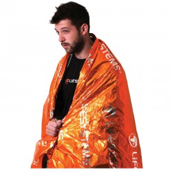 LIFESYSTEMS Thermal Blanket thermo ellentét