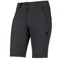 MAMMUT Runje Shorts Women graphite rövidnadrág