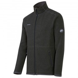 MAMMUT Polar Hooded ML Jacket Men graphite bunda