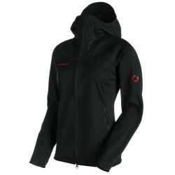 MAMMUT Ultimate Hoody Women black bunda