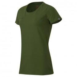MAMMUT Logo T-Shirt Women seaweed póló