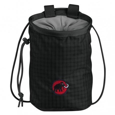 MAMMUT Basic Chalk Bag black magnéziazsák