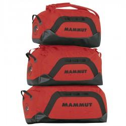 MAMMUT Cargon 90 L poppy/black táska