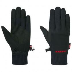 MAMMUT Astro Glove black kesztyű
