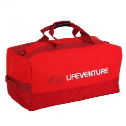 LIFEVENTURE Expedition Duffle 100 red táska