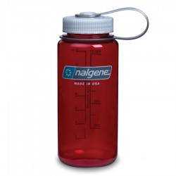 NALGENE Wide Mouth 0.5 L outdoor red palack