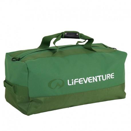 LIFEVENTURE Expedition Duffle 100 green táska