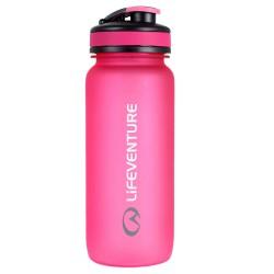 LIFEVENTURE Tritan Bottle 650ml pink palack