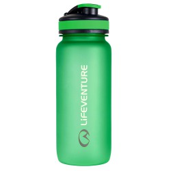 LIFEVENTURE Tritan Bottle 650ml green palack