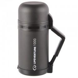 LIFEVENTURE TiV Wide Mouth Vacuum Flask 1000ml termosz