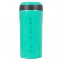 LIFEVENTURE Thermal Mug 300ml turquoise termo pohár