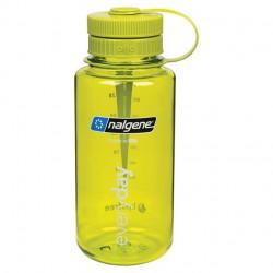 NALGENE Wide Mouth 1.0 L Pillid green palack