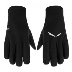 SALEWA Puez PL Gloves black out kesztyű