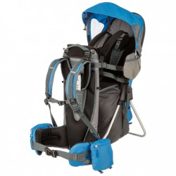 SALEWA Koala II royal blue gyerekhordó hátizsák