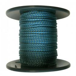 TENDON Hammer 2mm turquoise/yellow segéd kötél