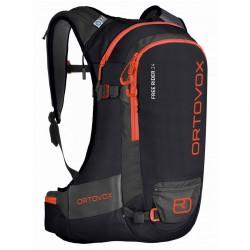 ORTOVOX Free Rider 24 black raven hátizsák