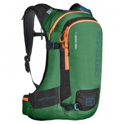 ORTOVOX Free Rider 24 irish green hátizsák