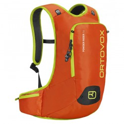ORTOVOX Powder Rider 16 crazy orange hátizsák