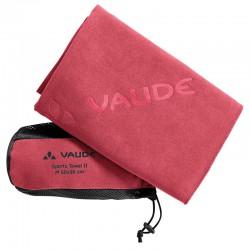 VAUDE Sports Towel II S flame törölköző