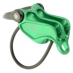 DMM Pivot Belay Device green biztosítóeszköz