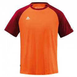 VAUDE Logo Men Tee orange póló