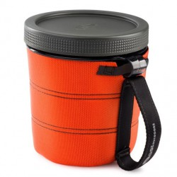GSI OUTDOORS Fairshare Mug II orange bögre
