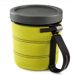 GSI OUTDOORS Fairshare Mug II green bögre