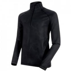 MAMMUT Snow ML Half Zip Pull Men black/black bunda