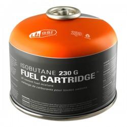 GSI OUTDOORS Isobutane 230g Fuel Cartridge gázpalack