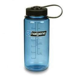 NALGENE Wide Mouth 0.5 L blue palack