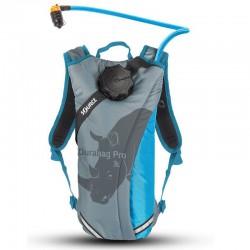 SOURCE Durabag Pro 3L grey/light blue hátizsák