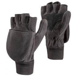 BLACK DIAMOND WindWeight Mitt black kesztyű