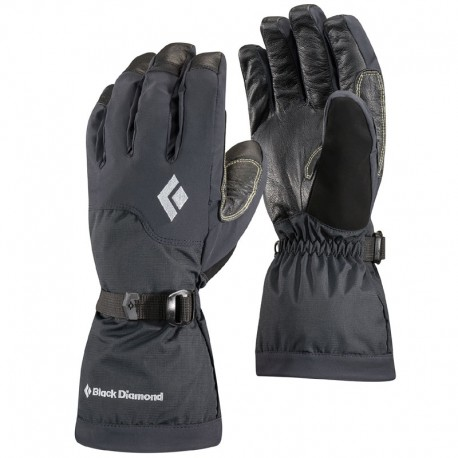 BLACK DIAMOND Torrent Gloves black kesztyű