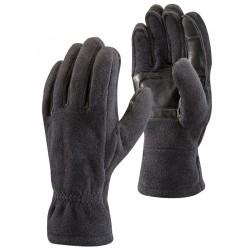 BLACK DIAMOND MidWeight Fleece black kesztyű