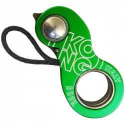 KONG Duck green/black mászóeszköz