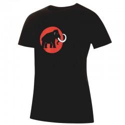 MAMMUT Logo T-Shirt Men black póló
