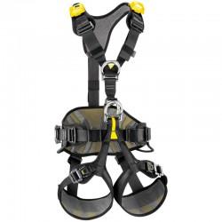 PETZL Avao Bod Fast black/yellow ipari beülő