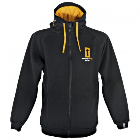 SINGING ROCK Sweatshirt Zippered Men Hoody pulóver ExtremOutdoor.hu