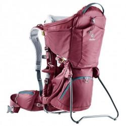 DEUTER Kid Comfort maron gyerekhordó hátizsák