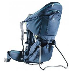 DEUTER Kid Comfort Pro midnight gyerekhordó hátizsák