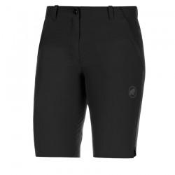 MAMMUT Runbold Shorts Women black rövidnadrág
