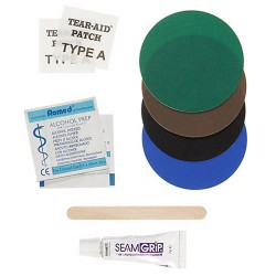 THERMAREST Permanent Home Repair Kit szett