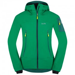 ZAJO Air LT Hoody Jkt golf green bunda