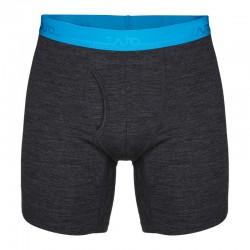 ZAJO Bjorn Merino Shorts black boxeralsó