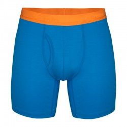 ZAJO Bjorn Merino Shorts greek blue boxeralsó