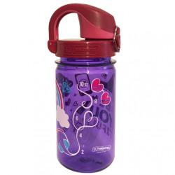 NALGENE OTF Kids 0.35 L purple/beet beyoutiful palack